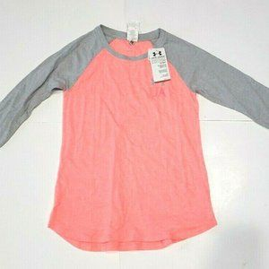 NWT Under Armour Women's Fitted 3/4 Sleeve Small